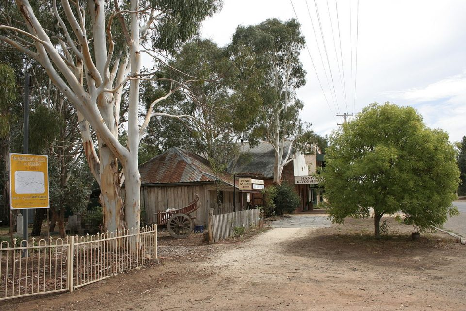 1200px Gundaroo 1 - Gold mining town steeped in history