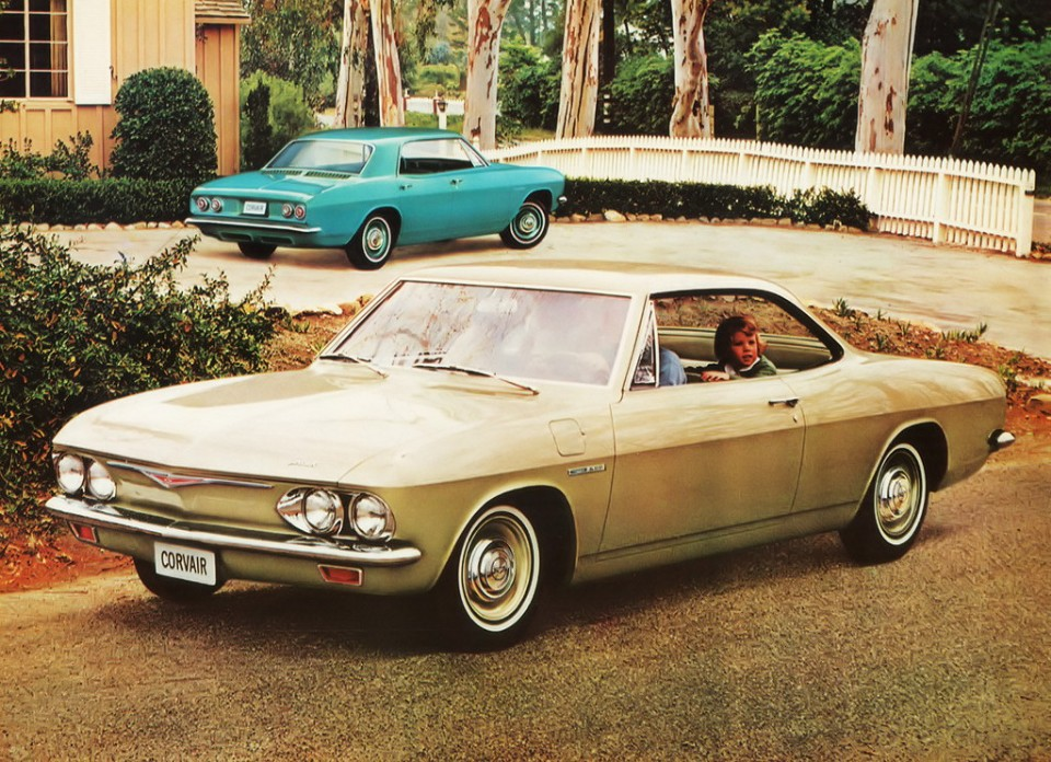 1960 cars chevrolet corvair 500 series2 sedan and coupe