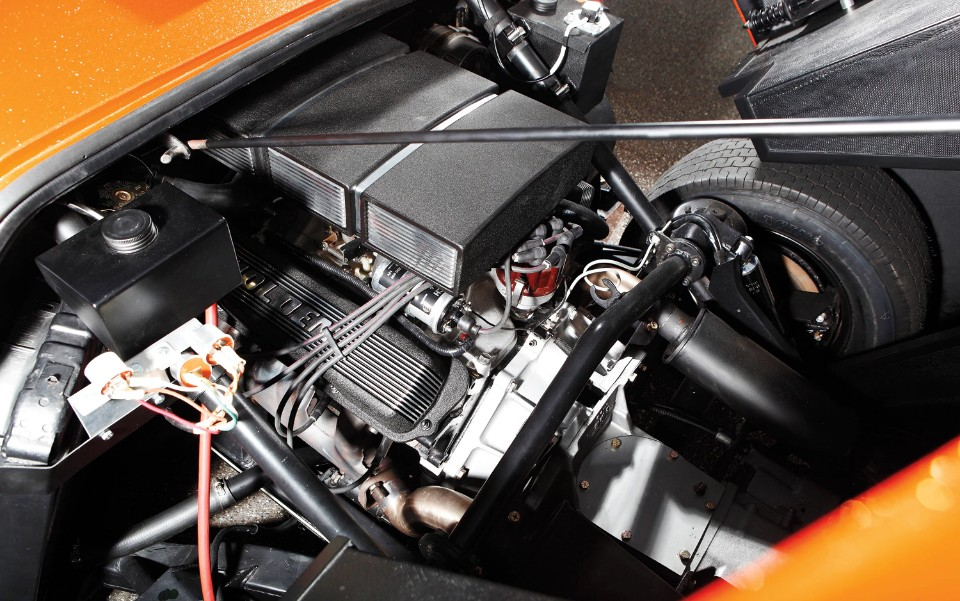 1969 Holden Hurricane engine