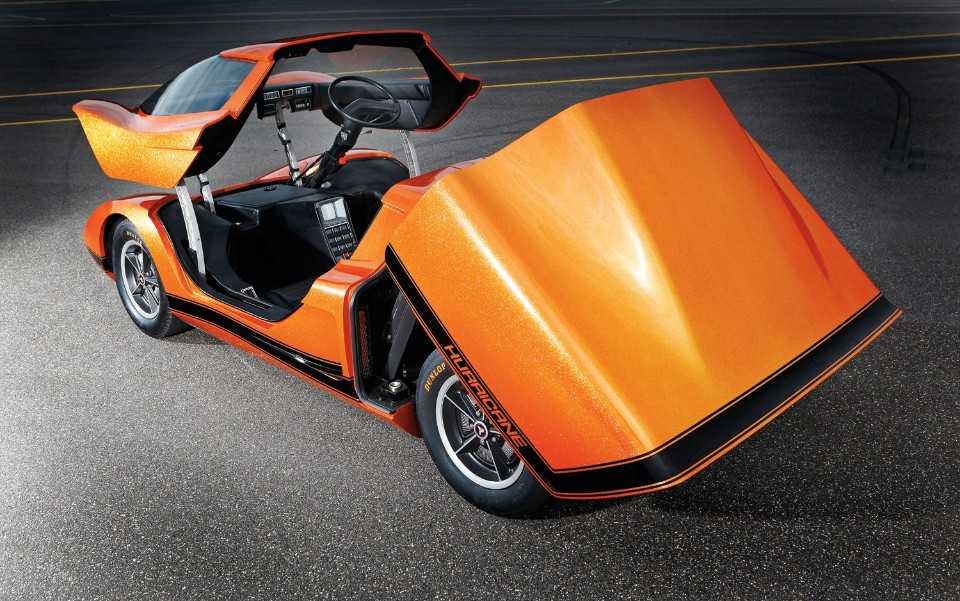 1969 Holden Hurricane lifted