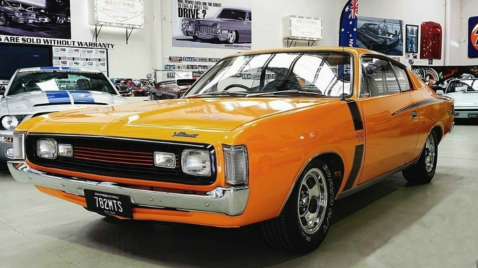 1972 Valiant RT Charger2