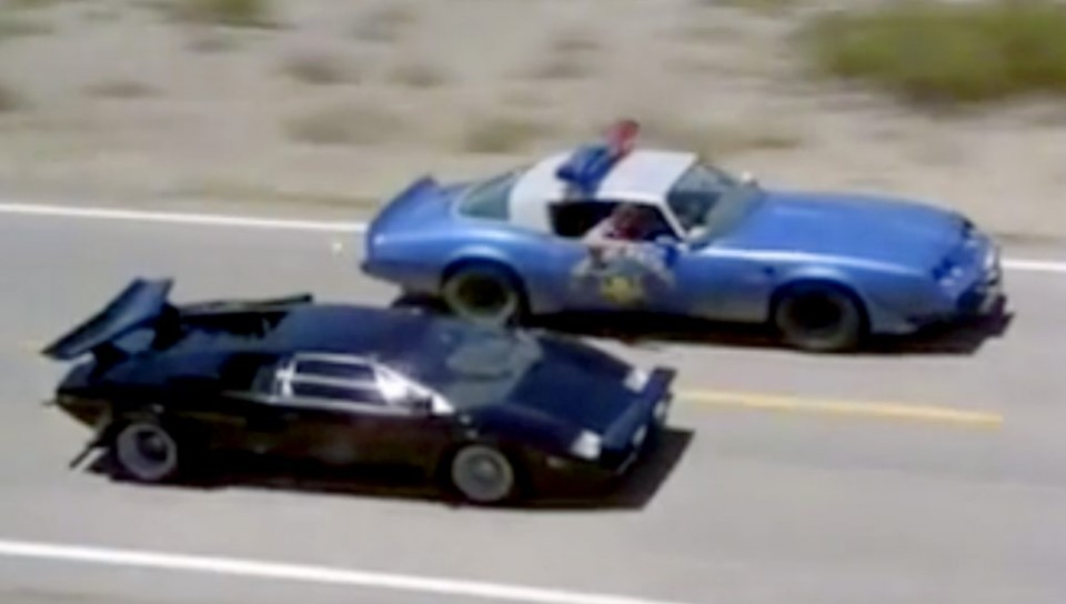 Top 10 cars from the movies