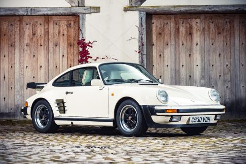 1985 Porsche 911930 Turbo SE - Judas Priest Porsche up for grabs