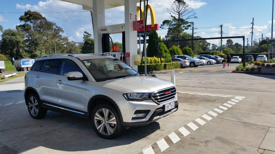 Haval H6: the best Chinese car so far