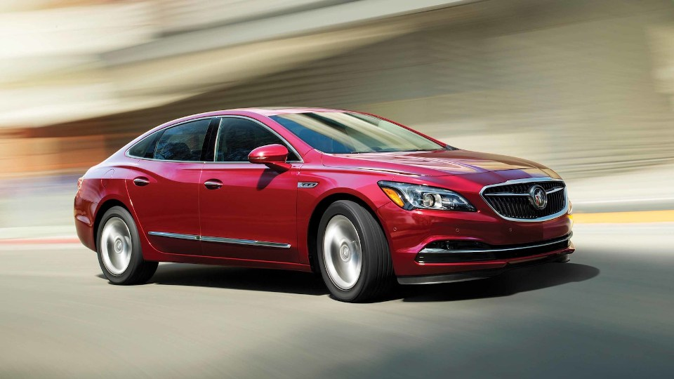 cars we don't get: buick lacrosse - 2018 lacrosse gallery exterior red quartz tintcoat 18BULA00115 - Cars We Don't Get: Buick Lacrosse