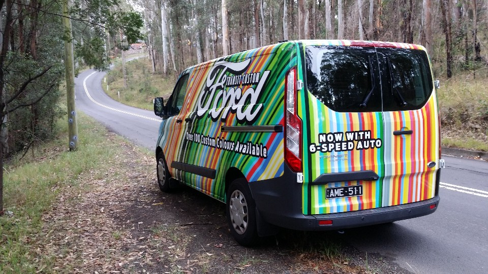 we put the ford transit to work - 20180220 120253 Edited - We put the Ford Transit to work