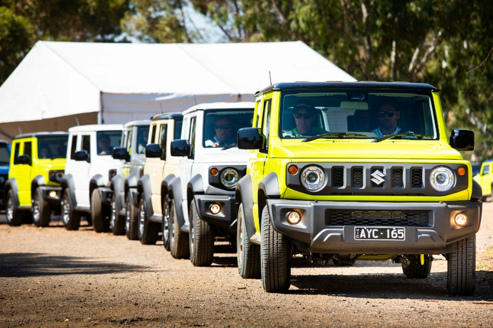 jimny - 2019 Suzuki Jimny 1 - By Jimny, time running out for Cape York?