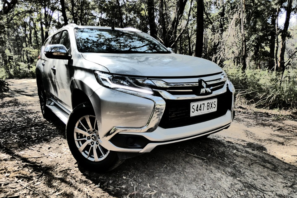 pajero - 2019 mitsubishi pajero sport 14 - Mitsubishi Pajero Sport: Are we there yet?