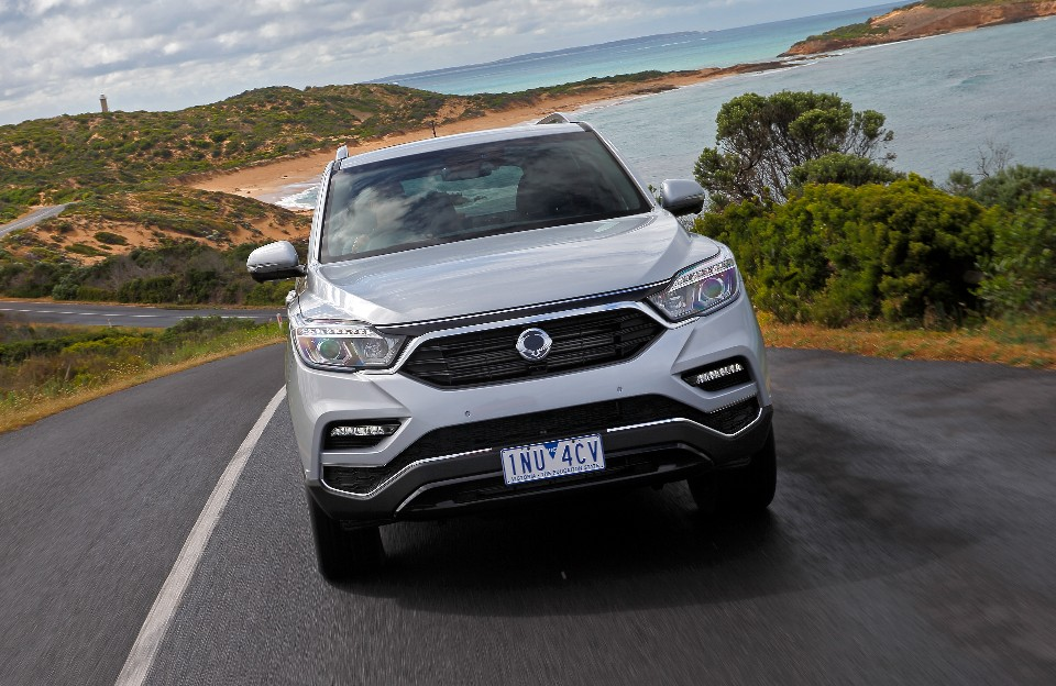 rexton - 2019 ssangyong rexton 13 - SsangYong Rexton: bigger, better but yet . . .