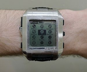 I think this watch could be smarter than me . . .