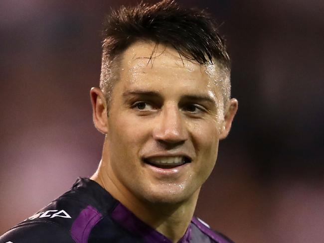 Cronk signing great news for Blues