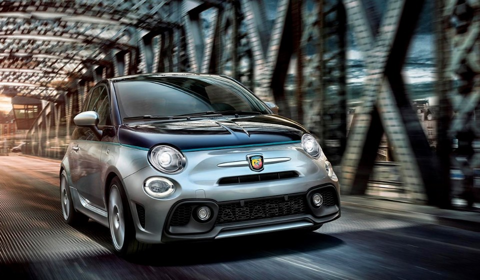 tale of two carlos and one abarth - Abarth 695 Rivale 3 - Tale of two Carlos and one Abarth