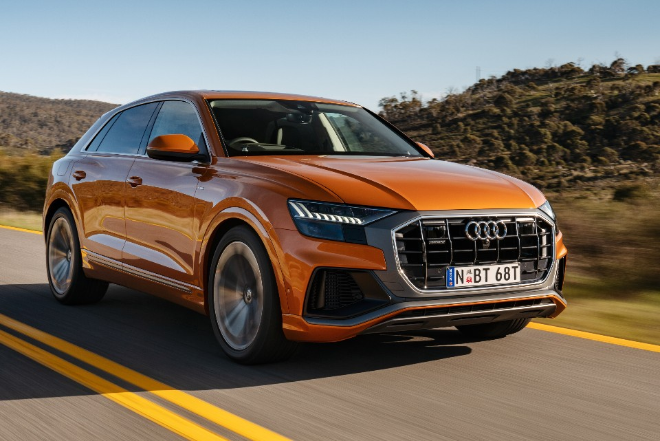 audi - Audi Q8 1 - Spontaneous Q8 enters the debate
