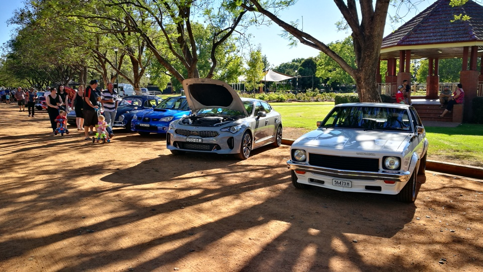 Dubbo, coffee and Jags