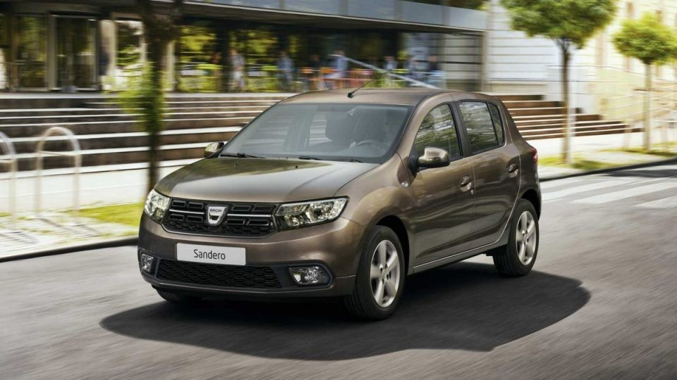 cars we don't get: dacia sandero - Dacia Sandero front quarter - Cars we don't get: Dacia Sandero