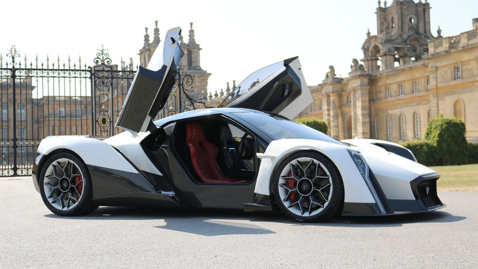 Another week, another electric hypercar