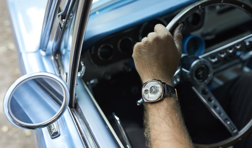 FORD 2017 Mustang Watch 12