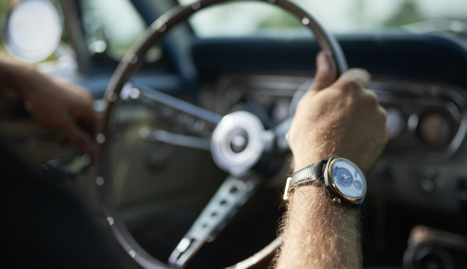 REC'd Mustangs turned into watches