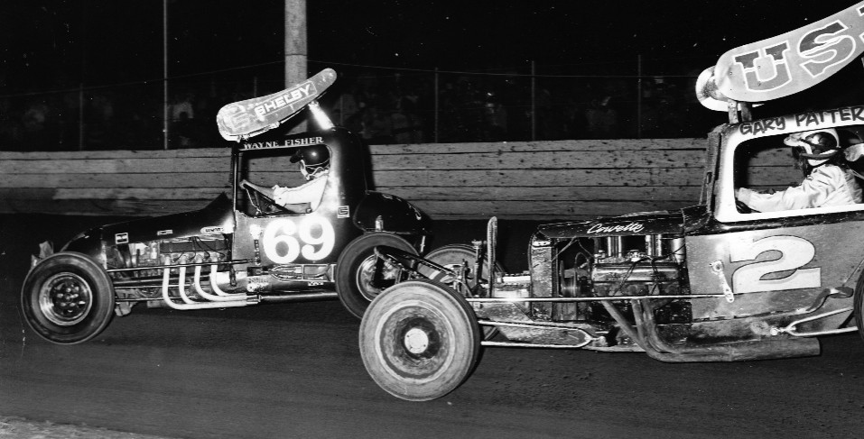 Gary Patterson: the ultimate racer
