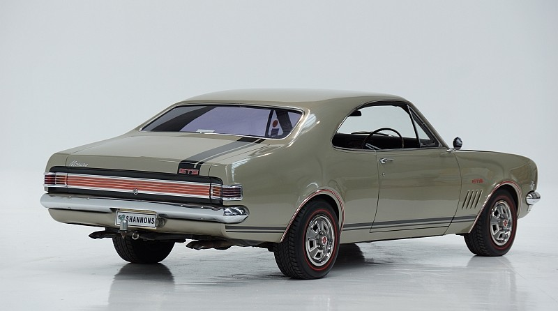 Holden Monaro celebrates 50th birthday