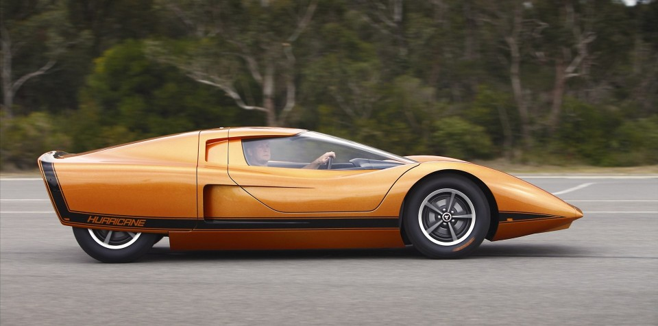 Holden Hurricane Concept 1969 widescreen 15