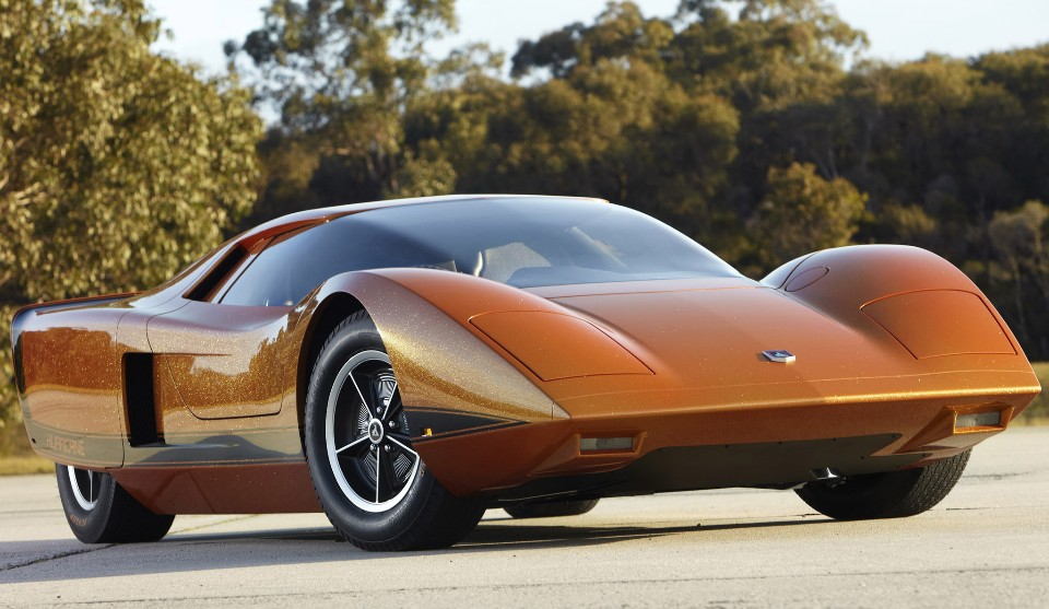 Holden Hurricane Concept Car 1969 Photo 20