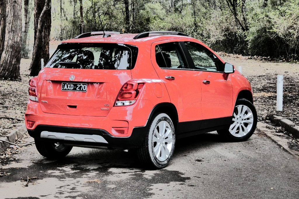 Holden Trax: Ask the Missus?