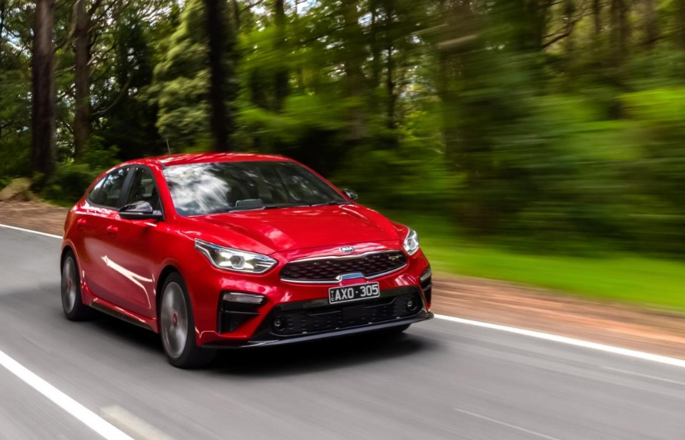 Price hike for Kia's red hot Cerato GT