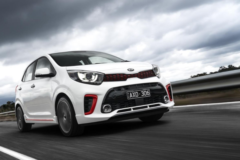 picanto - KIA PICANTO GT - Pumped up Picanto better than old banger