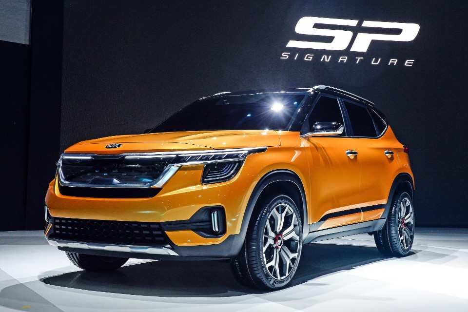 kia - Kia SP Signature 1 - Kia puts 'Signature' on smaller SUV