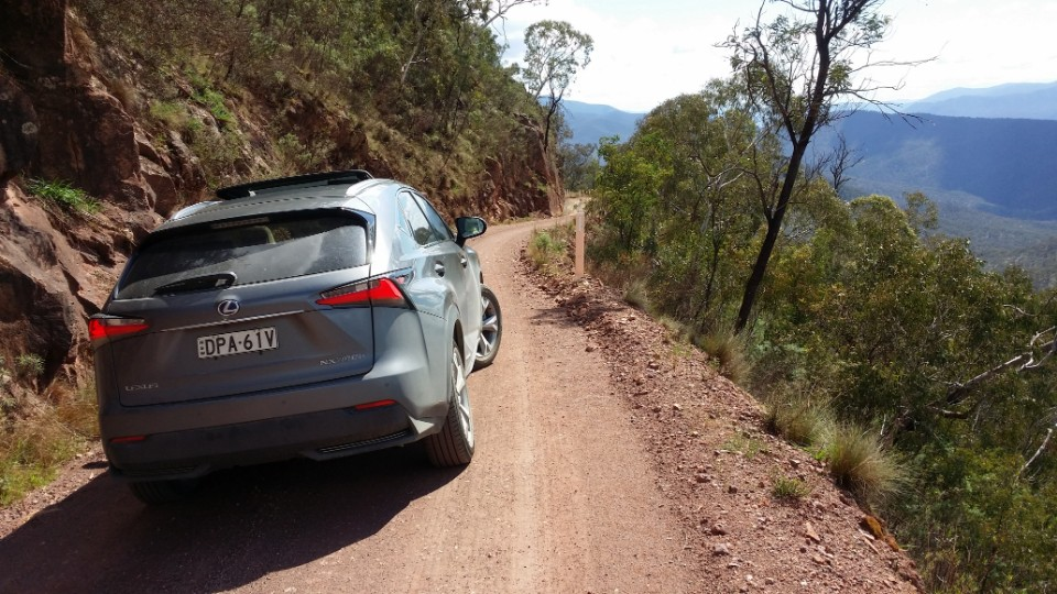 Hybrid goes the distance (and the dirt)