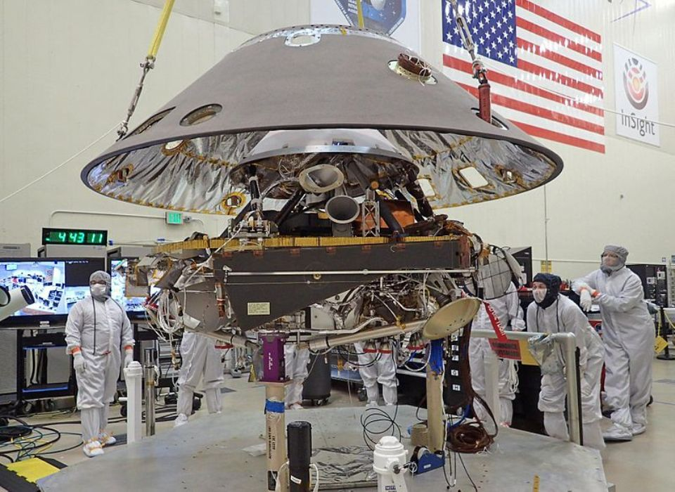 mars - Mars InSight Lander - Invasion continues with new Mars probe