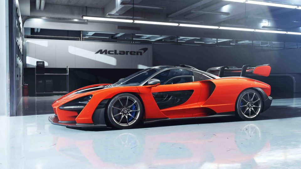 mclaren what exactly is this advert about? - McLaren Senna scene 2 - What exactly is this advert about?