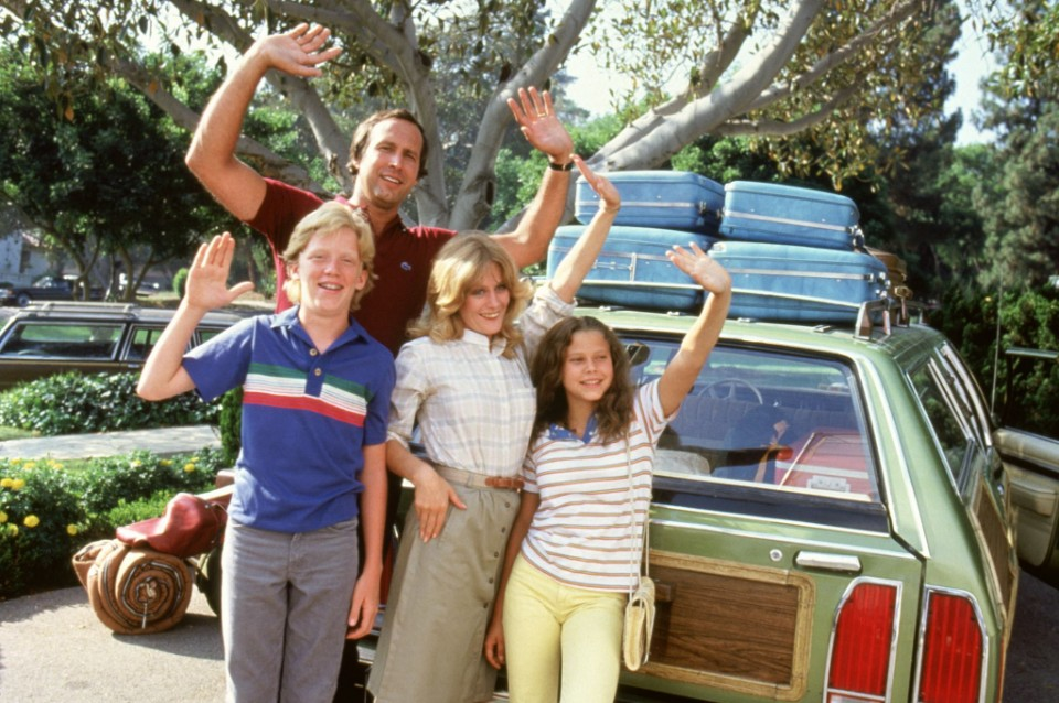real griswolds really went to walley world - National Lampoons Vacation 1 - Real Griswolds really went to Walley World