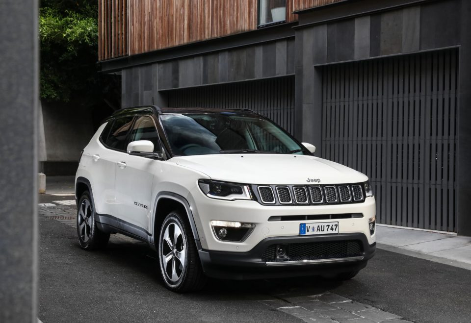 baby jeep makes comeback - New Jeep Compass Limited 7 - Baby Jeep makes comeback