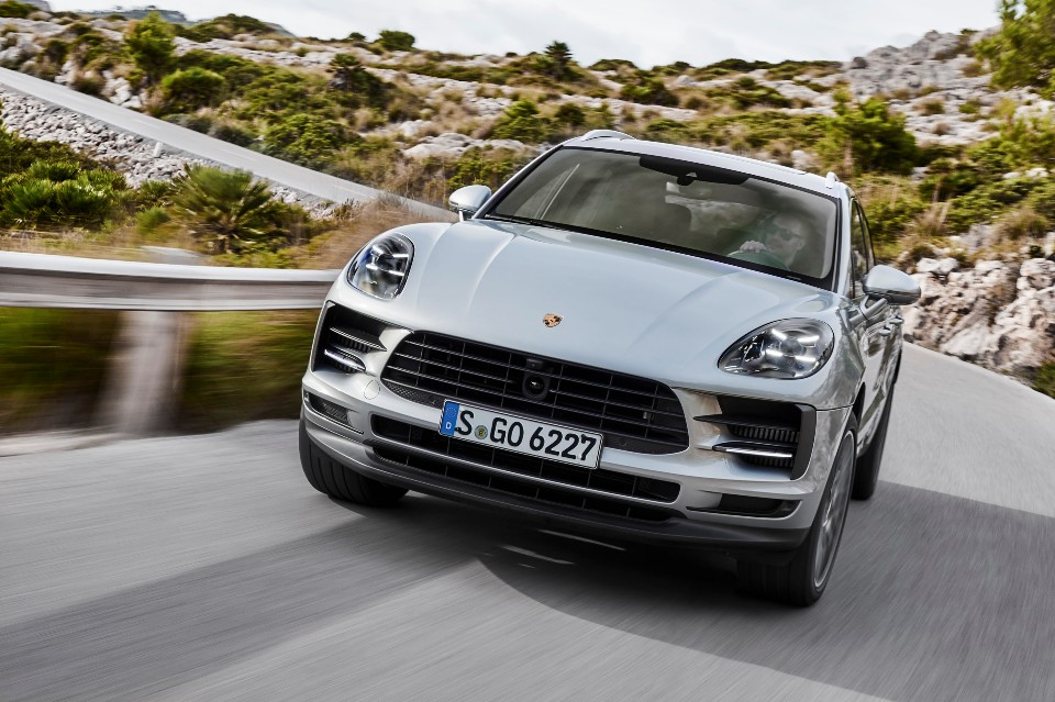 macan - Porsche Macan - Macan it a tenth better