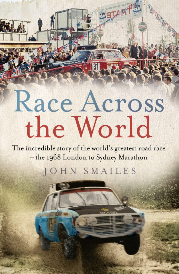 Race Across the World Cover