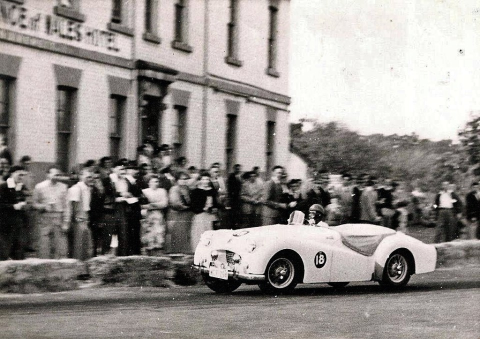 Longford, motor racing legends and amazing uncle Dick