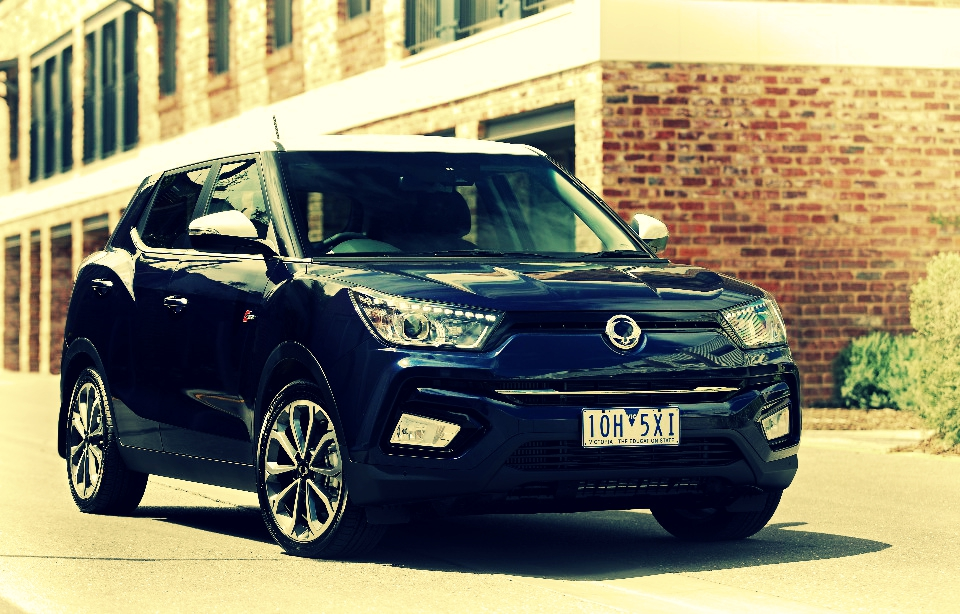 tivoli - SsangYong Tivoli feat - SsangYong Tivoli: Now you see me, now you don't