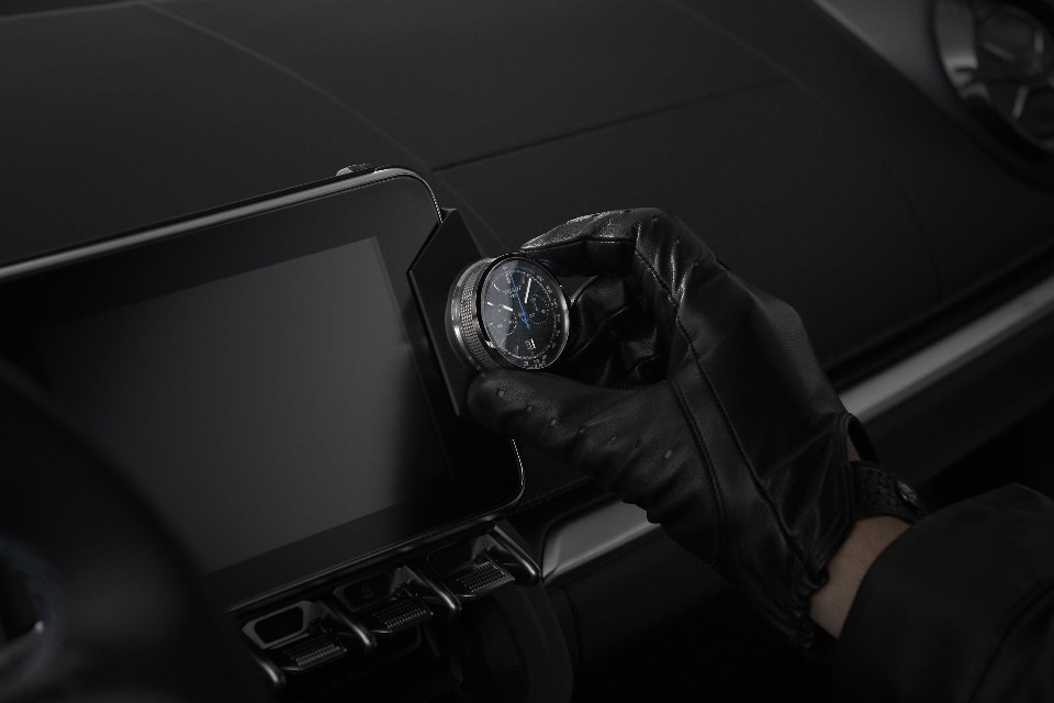 TISSOT AND ALPINE LAUNCH ON BOARD WATCH