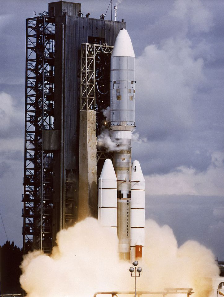 voyager - Titan 3E Centaur launches Voyager - Nothing final about this frontier