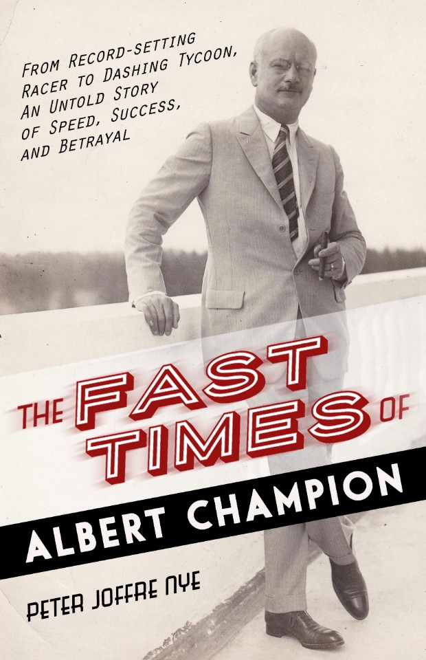 albertchampion book