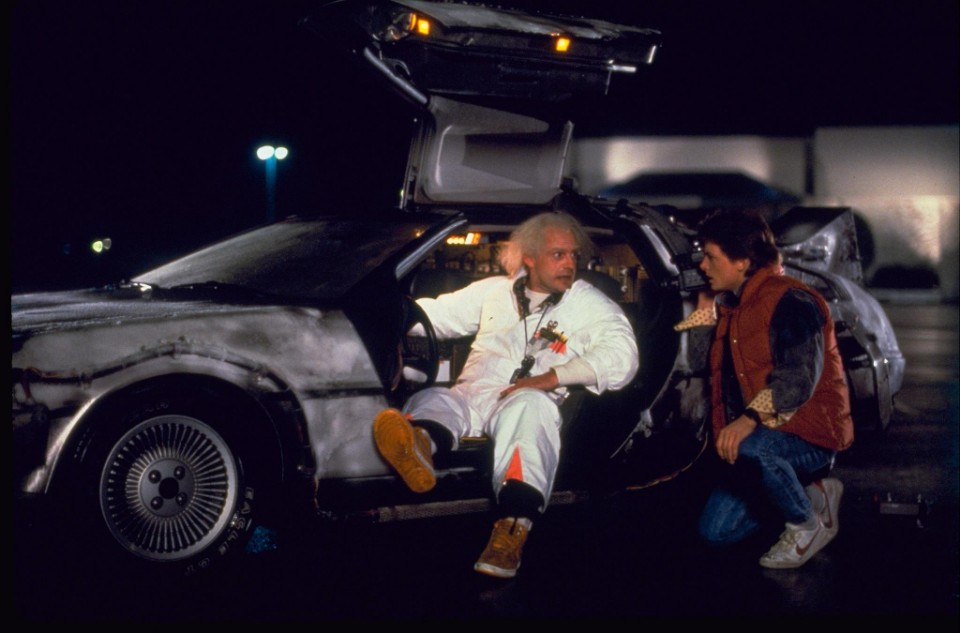 Time didn't wait for high-flyer DeLorean