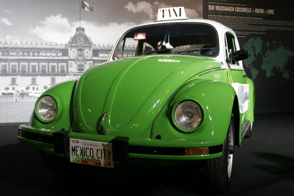 Old Beetles never die, they just turn green