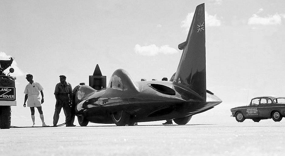 bwbluebird cn7 lake eyre donald campbell land speed records
