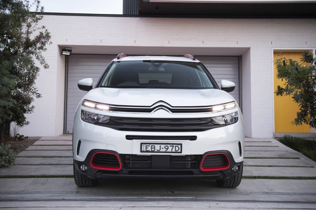 Different, but in a good way — Citroen's C5 Aircross