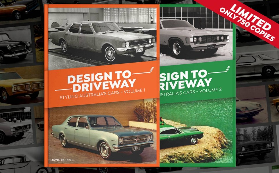 design to driveway - designtodriveway - Burrell books go in a flash