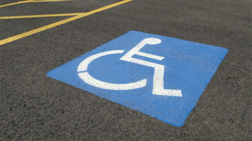 Disabled parking scam out of control