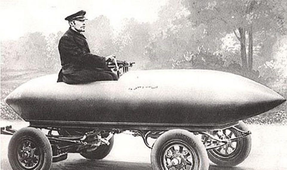 Electric cars way of the future, history shows