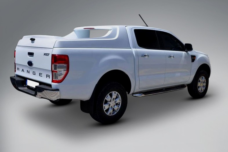 ford ranger canopy - Godzilla ute guaranteed to stand out